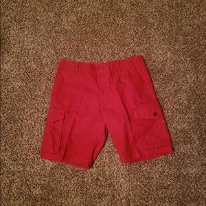 Men's banana republic cargo shorts